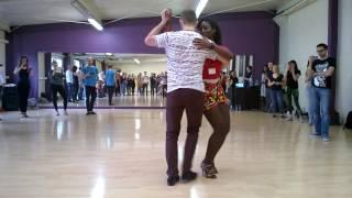 Pawel i Iolanda / Angolan Festival 2017 / Gata morena :D :D