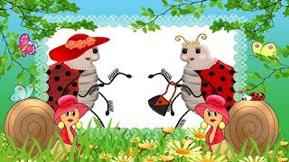 🐞 Две калинки! ... (song for children) 🐞