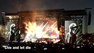 Guns n'Roses Live in Portugal
