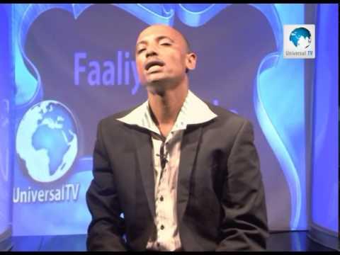 Faaliyaha Qaranka Universal TV 26 04 2014