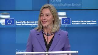 Mogherini, pa heqjen e taksës s'ka dialog - 18.02.2019 - Klan Kosova
