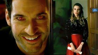 Lucifer & Chloe // Fire meet Gasoline