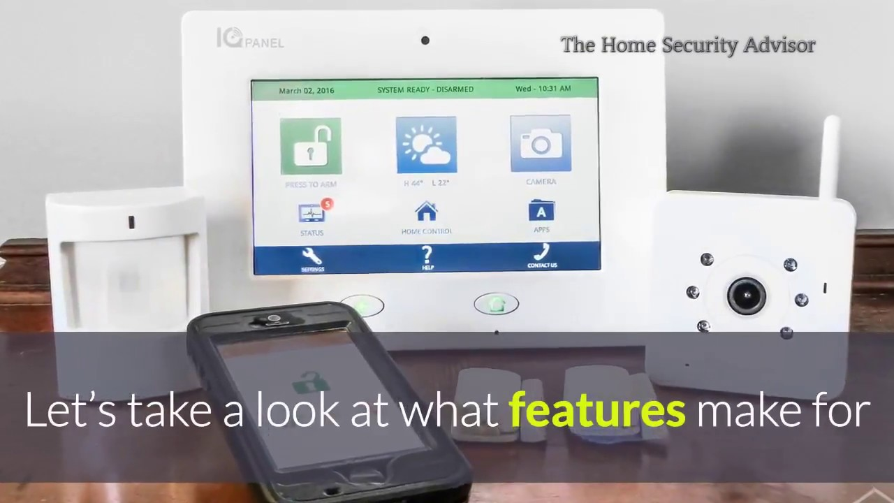 Home Security Package System Porter Heights TX