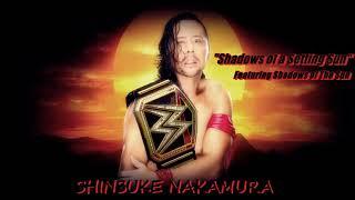 "Shinsuke Nakamura New Theme Song || ""Shadows of a Setting Sun"" ᴴᴰ"