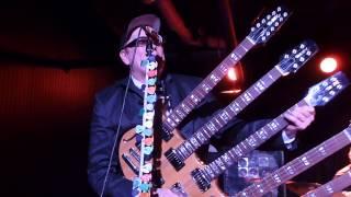 "CHEAP TRICK ""Goodnight"" 35th Anniversary of 'Live At Budokan' John Varvatos CBGB 4/28/13"
