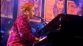 Elton John - Can You Feel The Love Tonight (Live-HQ)