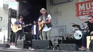 Mitchell Tenpenny - Una Margarita - CMA Fest 2015