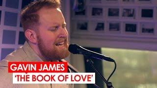 Gavin James - The Book of Love (live bij Mattie & Wietze)