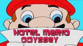 Super Mario Odyssey Trailer - Hotel Mario Style (Jump Up,  Super Star)