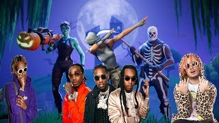 Fortnite Radio: Hip Hop Edition (Feat. Lil Pump, Kendrick Lamar, Lil Uzi Vert, 21 Savage, and more!)