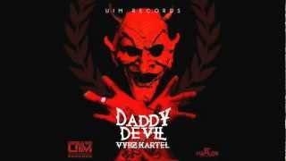 Vybz Kartel - Daddy Devil / Final Cover / Uncle Demon Riddim
