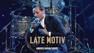 "LATE MOTIV - Asier Etxeandía y La banda de Late Motiv. ""Blue Velvet"" | #LateFicción"