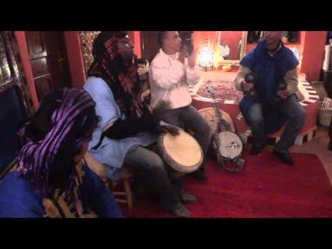 New Year Party Morocco 2012-2013 – Hotel Dar Rita in Ouarzazate – part 11