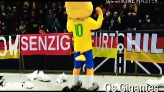 Seleção brasileira ( país do futebol ) MC Guime