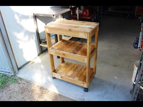 Costruire Uno Sgabello Da Bar In Legno : Come costruire un carrello bar fai da te mania
