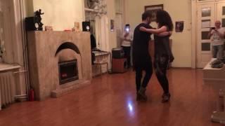 Billie and Emi - Kizomba / Zander Baronet ft Laylizzy - Truke De Mestre