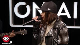Carla's Dreams feat. INNA - P.O.H.U.I. (live @ Kiss FM)