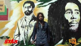 REAL TALK: Jo Mersa Marley