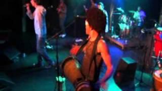 """Reppolho e banda Santafé - Teatro Rival  - """"Palma da Mão"""" -  21 / 12 / 2009"""