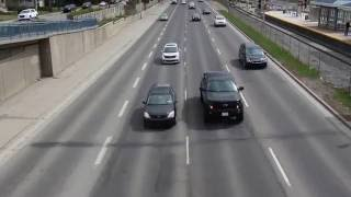 Cars moving on road Stock Footage - Free Download