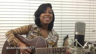 Paper Hearts by Tori Kelly (Zakiya Harmony Cover)