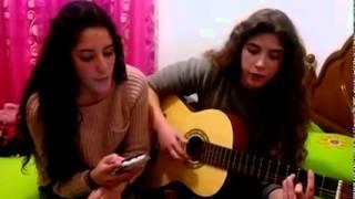 """diana soares ft. tatiana pinto cover """"anselmo ralph """" aplausos para ti"""