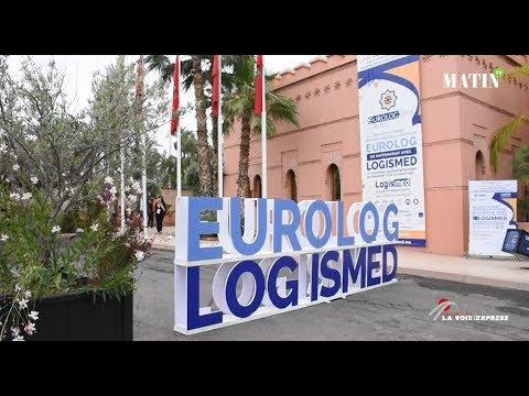 Video : Retour sur les moments forts de Eurolog/Logismed 2018