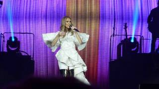 Celine Dion - The colour of my love (London, June 20th 2017)
