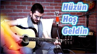 Onur Can Özcan Hüzün Hoş Geldin Cover Çağlar Utaş