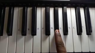 Phir Bhi Tumko Chaahunga   Half Girlfriend   Arijit Singh   Piano Chords Tutorial