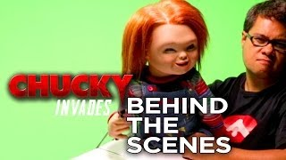 Chucky Invades Behind The Scenes (2013) - The Making of Chucky's Movie Invasions HD