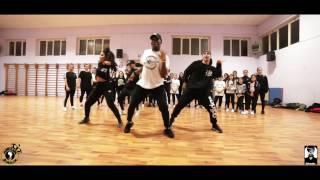Shatta Wale X DJ Flex - Chop Kiss (AfroBeat Remix) || choreo by HECTOR AFROMANGA