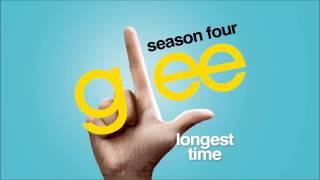 Longest Time - Glee [HD Full Studio]