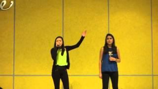 Lo Que Son Las Cosas - Yuridia (cover by Monica Irra ft. Michelle Yepez)