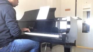 Stevie Wonder: All I Do (Piano Cover)