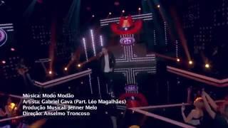 Gabriel Gava feat Leo Magalhães-Modo Modão (Lancamento Dvd 2016)Clipe Oficial