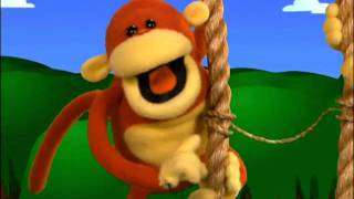 Ooh, Aah & You | Happy Monkey | Disney Junior