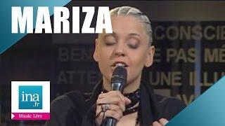"""Mariza """"Fado curvo"""" (live officiel)   Archive INA"""