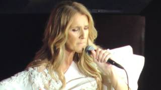 How Does A Moment Last Forever - Celine Dion Live in London 2017