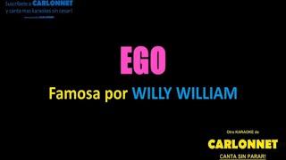 Ego - Willy William (Karaoke)