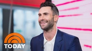 Adam Levine: I Can't See My Life Without 'The Voice'   TODAY