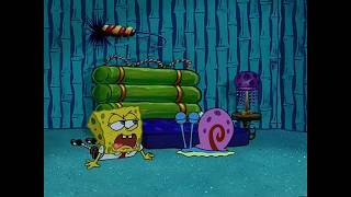 Squidward is Not a Freeloader! - SpongeBob Squarepants (1080p HD)