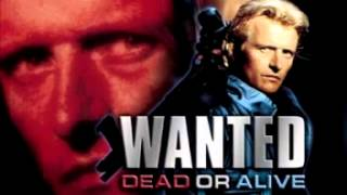 Wanted Dead or Alive main theme
