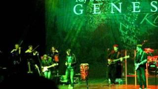 Ray Wilson's Genesis — Congo Live! Crocus City Expo, Msk 26.04.11