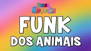 FUNK DOS ANIMAIS (Música Gospel Infantil)