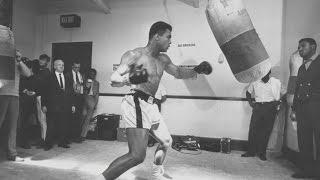 "Muhammad Ali ""Float like a butterfly, sting like a bee""  [MOTIVATION]"