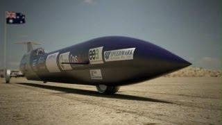 Carro-foguete
