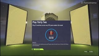 FIFA 18 Play Thirty Two Pack