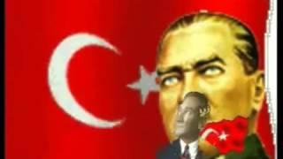 Arif Nihat ASYA   Bayrak Şiiri fon müzikli