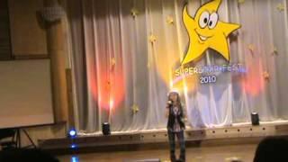 Georgiana Olteanu(LIVE)-Super Star Fest 2010